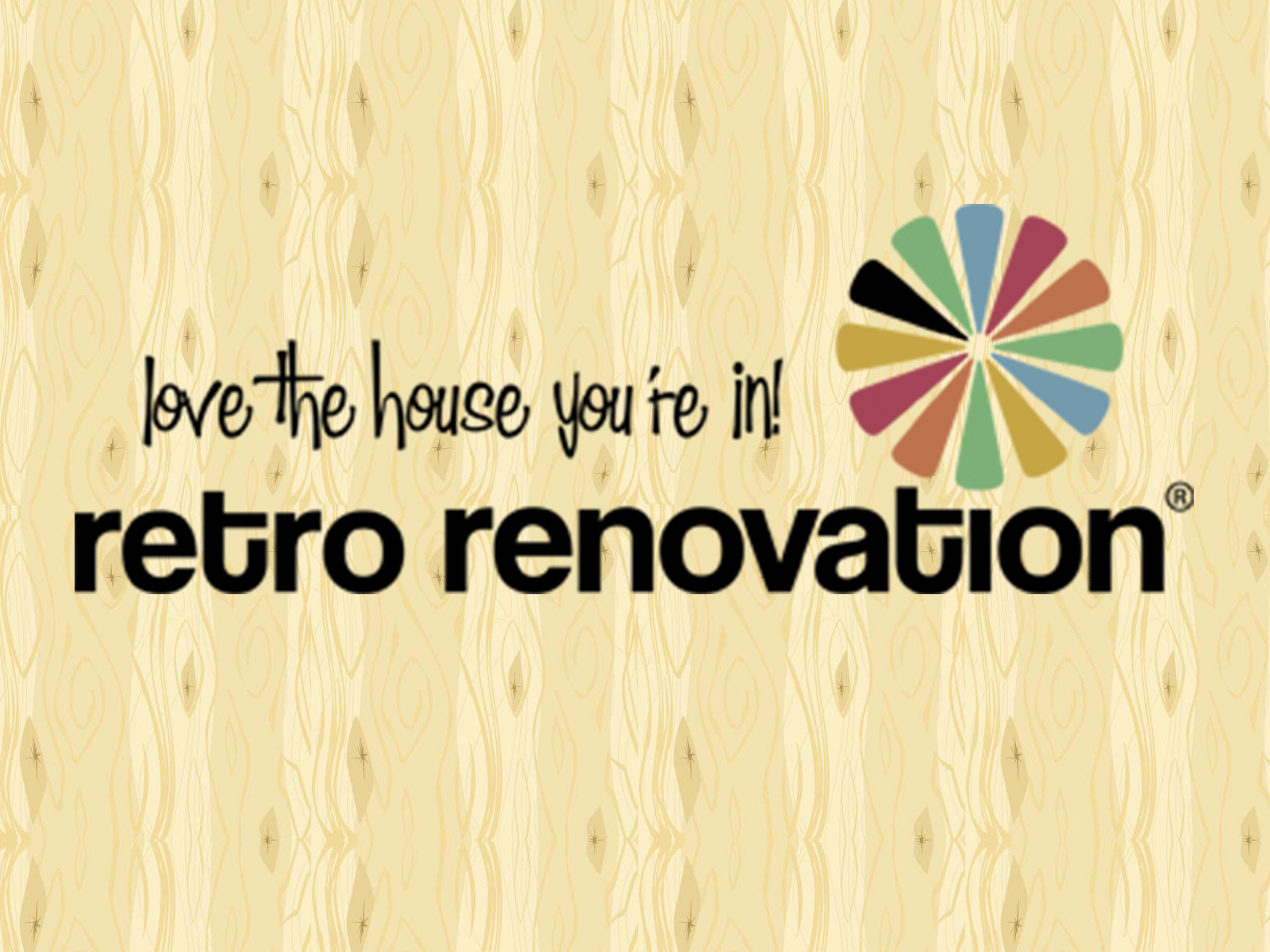 Look who's on Retro Renovation today!